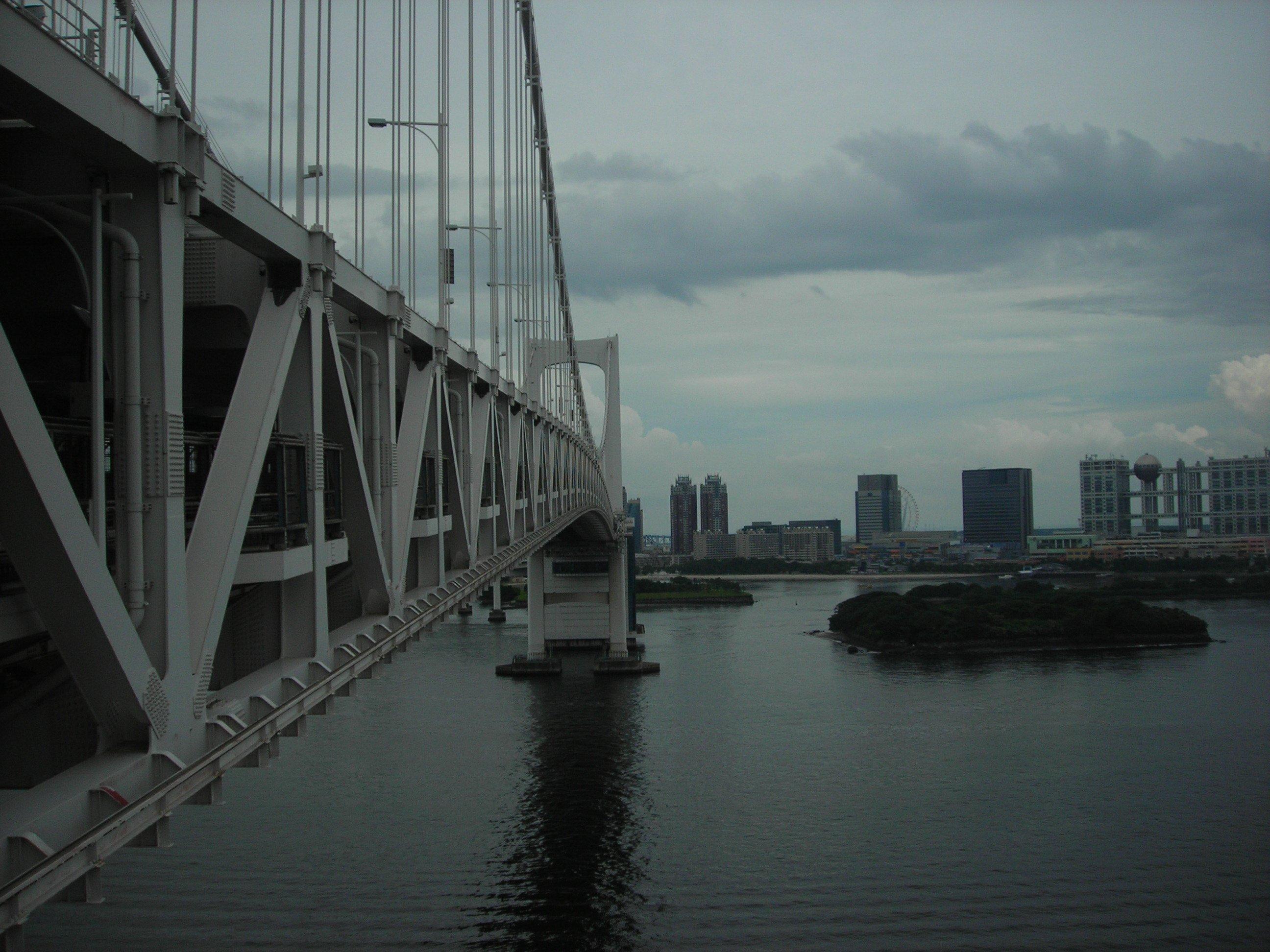 Odaiba et Tsukiji   6 mois à Waseda